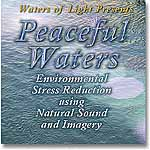 The Peaceful Waters DVD cover.